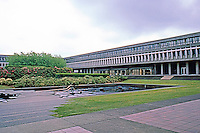 Vancouver: Simon Fraser University--Academic Quadrangle by Zoltan S. Kiss.  Image 6.  Photo '86.