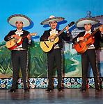 Mexiko, Yucatan Halbinsel: Mexikanische Mariachigruppe | Mexico, Yucatan peninsula: Mexican Mariachi band