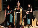 Harlem Shakespeare Festival's Antony & Cleopatra starring Debra Ann Byrd and Christopher Sutton 8/29