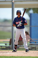 Minnesota Twins Nelson Molina (2) during a minor league Spring Training intrasquad game on March 15, 2016 at CenturyLink Sports Complex in Fort Myers, Florida.  (Mike Janes/Four Seam Images)