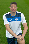 St Johnstone FC Photocall, 2015-16 Season....03.08.15<br /> Steve Banks<br /> Picture by Graeme Hart.<br /> Copyright Perthshire Picture Agency<br /> Tel: 01738 623350  Mobile: 07990 594431