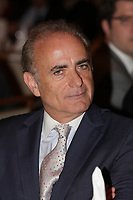 Calin Rovinescu, President and CEO, Air Canada <br /> <br />  Photo : Agence Quebec Presse - Pierre Roussel
