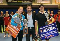 22-12-13,Netherlands, Rotterdam,  Topsportcentrum, Tennis Masters, , , <br /> Photo: Henk Koster