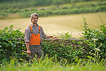 220721 Malcolm Edwards traditional hedgelayer Carmel