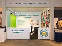 Rotterdam, The Netherlands, 17 Februari, 2018, ABNAMRO World Tennis Tournament, Ahoy, VIP Lounge<br /> Photo: www.tennisimages.com