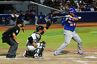 BARRANQUILLA- COLOMBIA, 9-01-2020: Los Gigantes ganaron a los Caimanes 4 carreras por cero y pasaron a la final de  la Liga Colombiana de Béisbol Profesional al ganar la serie 3-1. / <br /> The Gigantes won the Caimanes 4 runs by zero and went to the Colombian Professional Baseball League final by winning the 3-1 series. Photo: VizzorImage / Alfonso Cervantes / Contribuidor