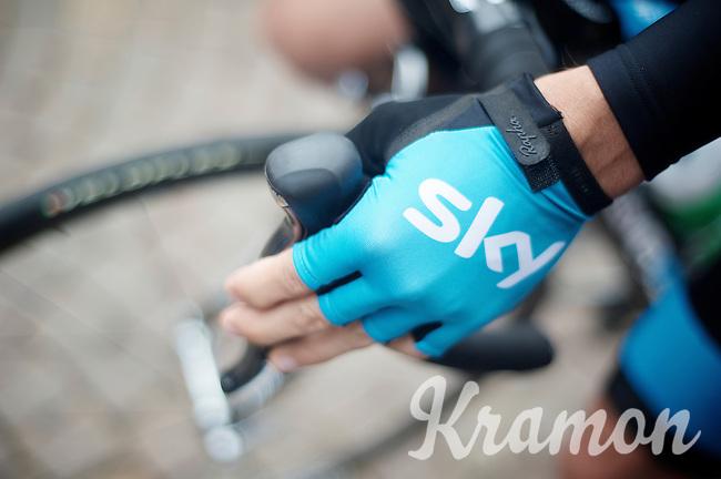 48th Amstel Gold Race 2013..Rapha Blue