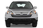 Straight front view of a 2008 Honda CRV