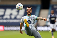 Adam Armstrong of Blackburn Rovers during Millwall vs Blackburn Rovers, Sky Bet EFL Championship Football at The Den on 14th July 2020