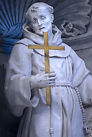 St Peter's Basilica at the Vatican  particularly   statue   may 2 2010...