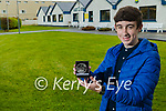 Liam Moloney from Castleisland won a 'best technology student' award as part of the Kerry ETB student awards. He is a former student of the Castleisland Community College and in now in first year in UL college.