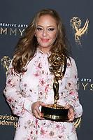 2017 Creative Emmy Awards Press Room - Saturday