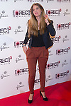 """Madrid premiere of the movie """"Rec 3. Genesis. The Wedding of the year."""" With the presence of the director Paco Plaza, and the actors Leticia Dolera and Diego Martin. In the image Manuela Velasco (Alterphotos/ Marta Gonzalez)"""
