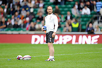 Mike Catt, England Attacking Skills Coach, before the match between England and Barbarians at Twickenham Stadium on Sunday 31st May 2015 (Photo by Rob Munro)