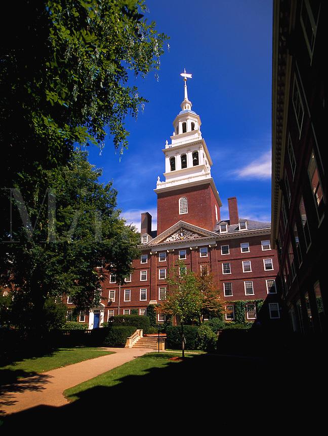 Harvard Univeristy, Cambridge, Massachusetts