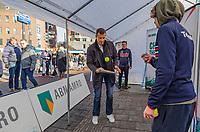 Rotterdam, Netherlands, 10 februari, 2018, Ahoy, Tennis, ABNAMROWTT, KNLTB challenge by the Markthal with Richard Krajicek<br /> <br /> Photo: Henk Koster/tennisimages.com
