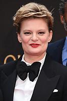 Martha Plimpton<br /> arriving for the Olivier Awards 2019 at the Royal Albert Hall, London<br /> <br /> ©Ash Knotek  D3492  07/04/2019