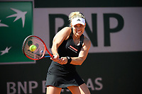 30th May 2021; Roland Garros, Paris, France; French Open Tennis championships, day 1; Angelique Kerber DEU
