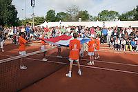 09-08-10, Tennis, Lisse, NJK 12 tm 18 jaar, Opening