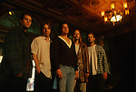 Various portrait sessions of the rock band, Dig