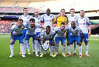 Washington, DC - May 17, 2014: D.C. United tied the Montreal Impact 1-1 at RFK Stadium.
