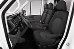 Front seat view of 2020 Man TGE - 4 Door Refrigerated Van Front Seat  car photos
