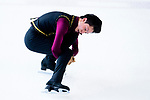 Micah Lynette of Thailand competes in Senior Men group during the Asian Open Figure Skating Trophy 2017 on August 05, 2017 in Hong Kong, China. Photo by Marcio Rodrigo Machado / Power Sport Images