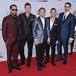The Backstreet Boys at The 2011 MTV Video Music Awards held at Staples Center in Los Angeles, California on September 06,2012                                                                   Copyright 2012  DVS / Hollywood Press Agency