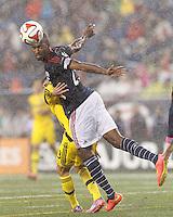 New England Revolution vs Columbus Crew, October 4, 2014
