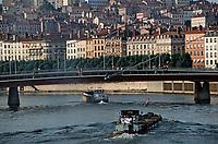 Europe/France/Rhône-Alpes/69/Rhône/Lyon: Les quais de Saône