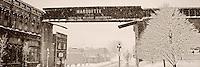photos, pictures, images of Marquette Michigan, Marquette, MI,trestle,trellis,home of nmu,bridge,