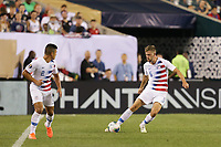 PHILADELPHIA, PENNSYLVANIA - JUNE 30: Walker Zimmerman #5 during the 2019 CONCACAF Gold Cup quarterfinal match between the United States and Curacao at Lincoln Financial Field on June 30, 2019 in Philadelphia, Pennsylvania.