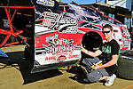 Feb 09, 2011; 4:06:55 PM; Gibsonton, FL., USA; The Lucas Oil Dirt Late Model Racing Series running The 35th annual Dart WinterNationals at East Bay Raceway Park.  Mandatory Credit: (thesportswire.net)