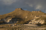 Ridge in dry puna, Abra Granada, Andes, northwestern Argentina