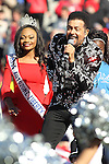 December 30, 2016: The Commodores performing at halftime of the AutoZone Liberty Bowl inside Liberty Bowl Memorial Stadium in Memphis, Tennessee. ©Justin Manning/Eclipse Sportswire/Cal Sport Media