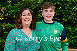 Enjoying the evening in Gally's on Friday, l to r: Helen Dinneny and Aodhan Finnelly