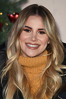 "Georgia Kousoulou<br /> arriving for the ""Surviving Christmas with the Relatives"" premiere at the Vue Leicester Square, London<br /> <br /> ©Ash Knotek  D3461  21/11/2018"