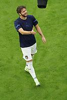 Manuel Locatelli (Italien, Italy, Italia)<br /> - Muenchen 02.07.2021: Italien vs. Belgien, Viertelfinale, Allianz Arena Muenchen, Euro2020, emonline, emspor, Playoffs, Quarterfinals<br /> <br /> Foto: Marc Schueler/Sportpics.de<br /> Nur für journalistische Zwecke. Only for editorial use. (DFL/DFB REGULATIONS PROHIBIT ANY USE OF PHOTOGRAPHS as IMAGE SEQUENCES and/or QUASI-VIDEO)