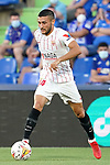 Sevilla FC's Oscar Rodriguez during La Liga match. August 23,2021. (ALTERPHOTOS/Acero)