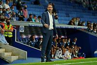 22nd September 2021: RCDE Stadium, Barcelona, Spain: La Liga Football, Espanyol versus Atletico Madrid;  Vicente Moreno RCD Espanyol coach