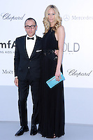 """Kylie Case and Gilles Mendel attending the """"On the Road"""" Premiere during the 65th annual International Cannes Film Festival in Cannes, France, 23rd May 2012...Credit: Timm/face to face, / Mediapunchinc"""