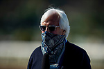 March 06, 2021: Bob Baffert at the San Felipe Stakes at Santa Anita Park in Arcadia, California on March 06, 2021. Evers/Eclipse Sportswire/CSM