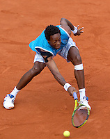 27-05-10, Tennis, France, Paris, Roland Garros,  Monfils