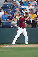 July 4, 2009: Yakima Bears' Tim Sherlock at-bat during a Northwest League game against the Everett AquaSox at Everett Memorial Stadium in Everett, Washington.