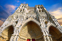 Gothic Cathedral of Notre-Dame, Amiens, France