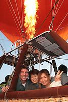 20120817 August 17 Hot Air Balloon Cairns