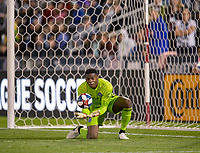 Commerce City, CO - Saturday July 20, 2019: The Colorado Rapids lost to the New York FC by a score of 1 to 2 during a Major League Soccer (MLS) game at Dick's Sporting Goods Park (DSGP).
