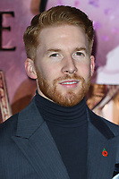 """Neil Jones<br /> arriving for the European premiere of """"The Nutcracker and the Four Realms"""" at the Vue Westfield, White City, London<br /> <br /> ©Ash Knotek  D3458  01/11/2018"""