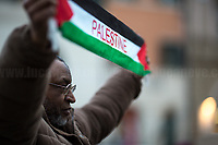 31.01.2020 - Sit-In In Support And Solidarity With Palestinian People
