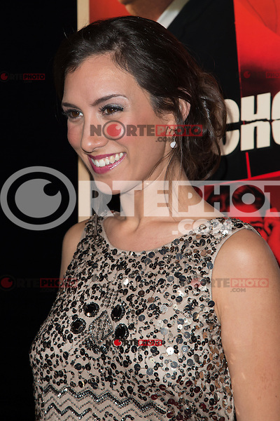 """November 20, 2012 - Beverly Hills, California - Annika Marks at the """"Hitchcock"""" Los Angeles Premiere held at the Academy of Motion Picture Arts and Sciences Samuel Goldwyn Theater. Photo Credit: Colin/Starlite/MediaPunch Inc /NortePhoto"""